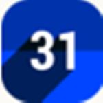 深蓝简约日历工具下载v1.0.0.2绿化版
