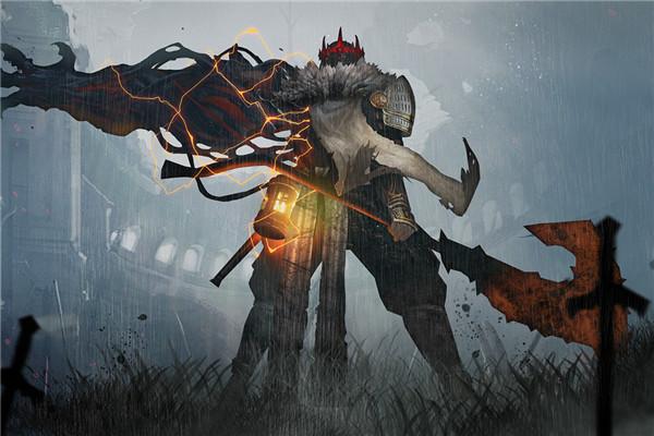巨龙城堡魂之刃内购破解版游戏背景