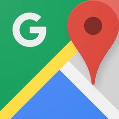 中文版谷歌地图app