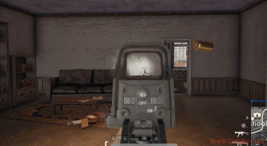 万能压枪工具 支持大部分FPS游戏