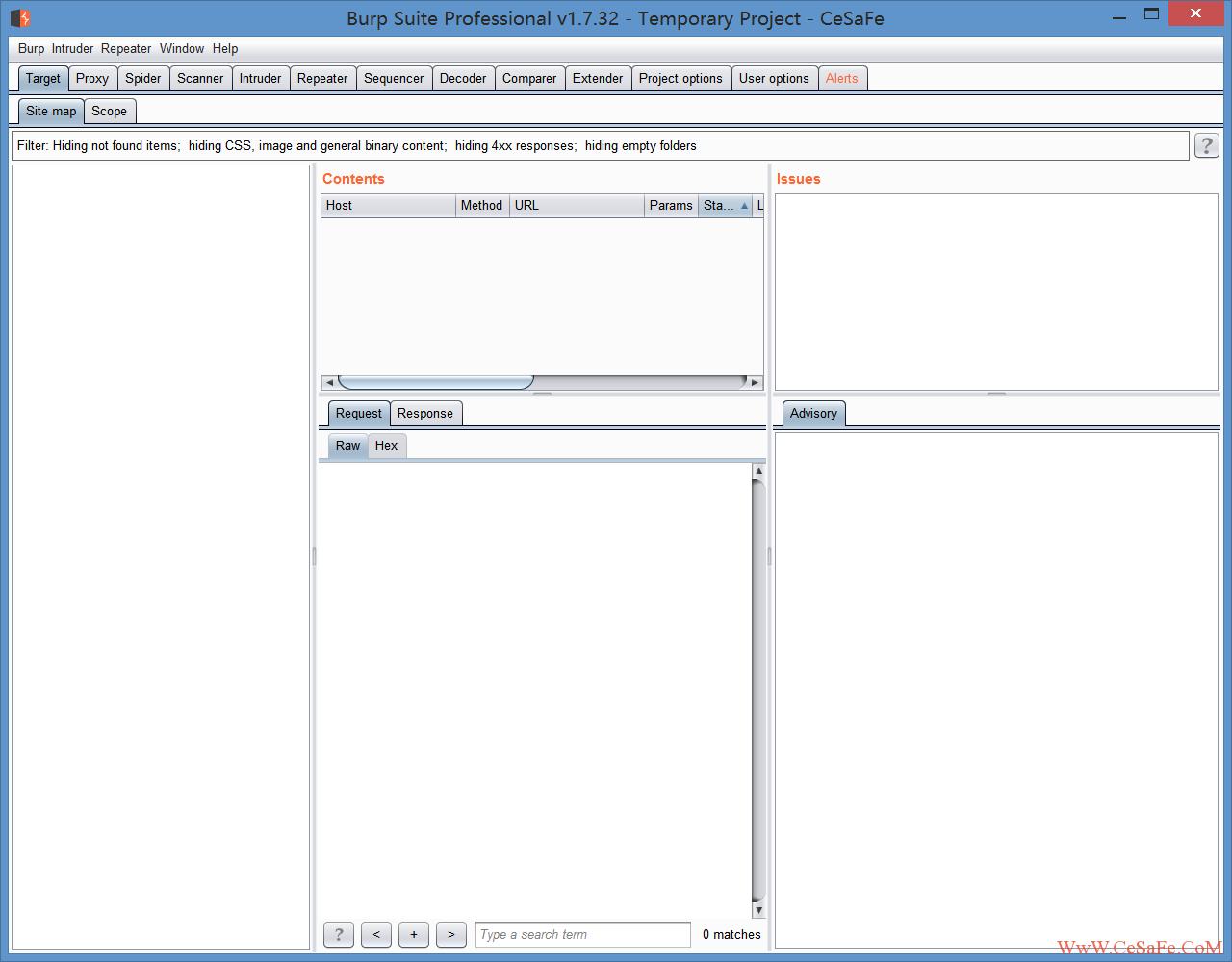 Burp Suite Pro Loader&Keygen Burp Suite Pro v1.7.32 永久破解版【黑客工具&网络安全工具】