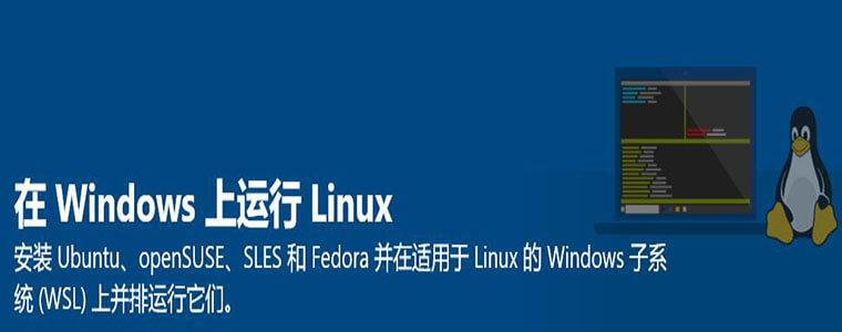 在Windows10系统上可以直接运行Kali Linux系统