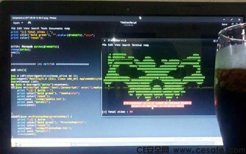XAttacker跨平台网站漏洞扫描工具和自动利用工具