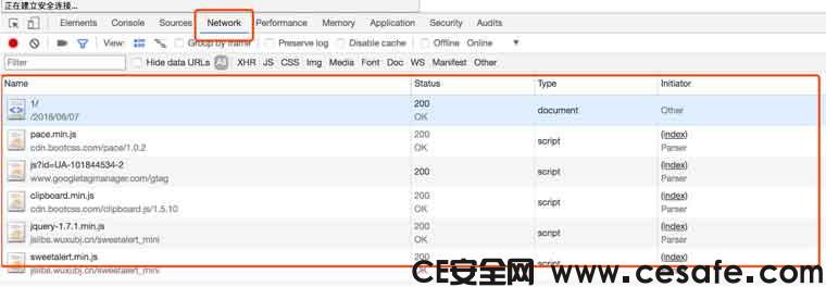 利用chrome_remote_interface实现自动化Web安全渗透测试