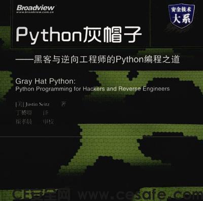 《黑客与逆向工程师的Python编程之道》黑客PDF电子书下载