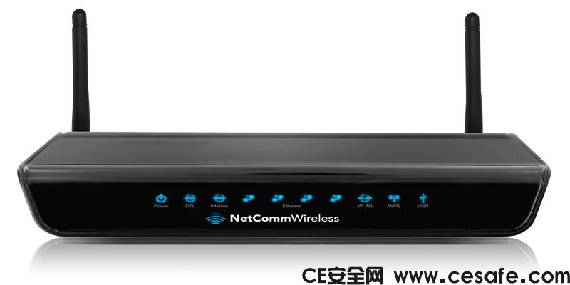 Netcomm Wireless工业路由器存在严重漏洞
