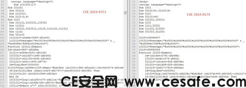 APT小组利用VBScript引擎漏洞(CVE-2018-8373)对朝鲜某酒店进行攻击