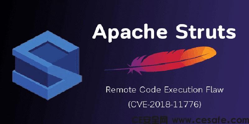 Apache Struts RCE漏洞允许黑客入侵Web服务器