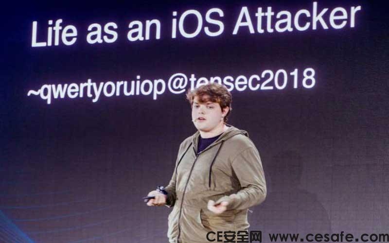 TenSec 2018 网络安全会议 PPT PDF