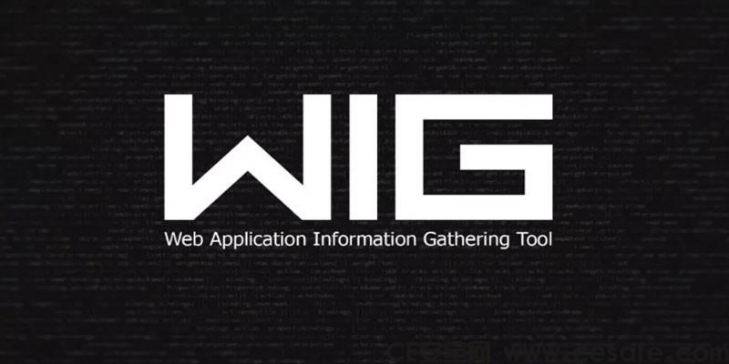 Web信息收集工具WIG