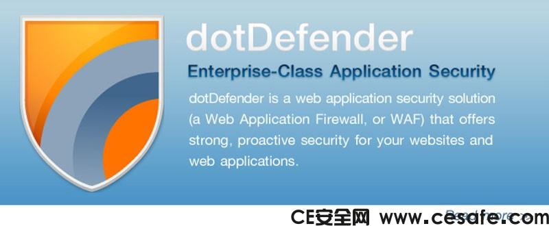 Web应用程序防火墙dotDefender