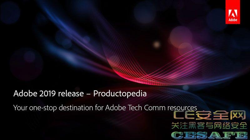 Adobe2019全系列破解版工具+补丁下载(含Windows和Mac版)