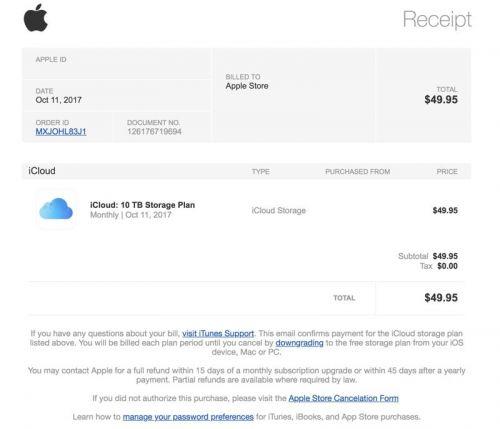 苹果手机谨防App Store与iTunes账单的钓鱼诈骗事项