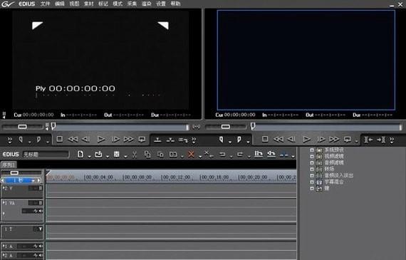 非线形视频编辑软件_EDIUS6.02破解版下载|EDIUS6 v6.0.2.0免费中文版