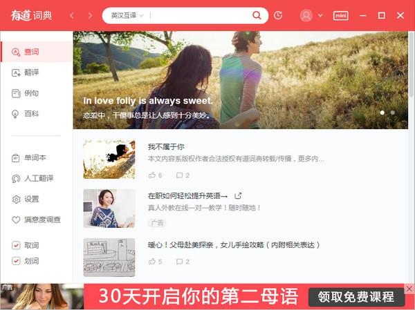 翻译工具下载|有道8.5.3.0免费官方版