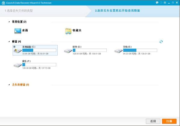 easeus_EaseUS Data Recovery Wizard v12.9.1中文版磁盘数据恢复软件