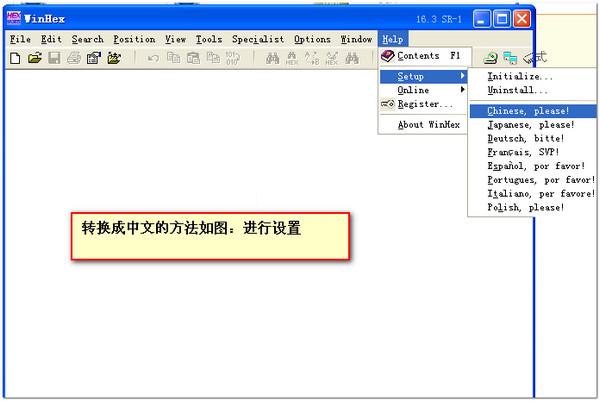 WinHex中文版 V19.8 | WinHex常见问答解答