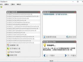 Sisulizer 4(软件汉化工具)v4.0.374中文版