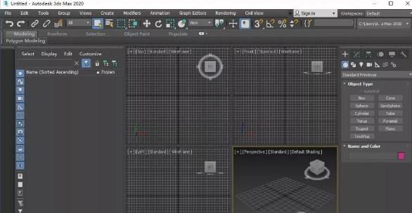 3DMax2020补丁汉化版 32位/64位 免费版
